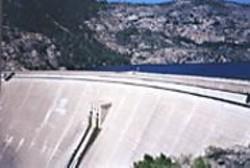 O'Shaughnessy Dam.
