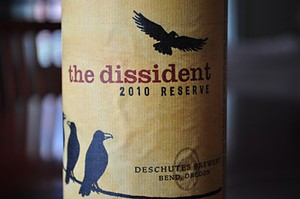 Out-of-towner: Deschutes' The Dissident. - NORTHWESTBEERGUIDE/FLICKR
