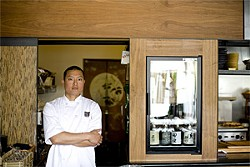 JEN SISKA - Owner and chef Dennis Lee blends and balances Korean and Japanese flavors.