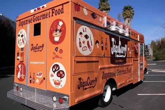 Owner Mutsuo Hamada hopes to launch JapaCurry Nov. 19 at Off the Grid Fort Mason. - JAPACURRY