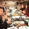 Forks in the Road: Dishcrawl Educates Foodies at SOMA Restaurants