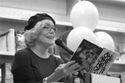 PAOLO VESCIA - Pat Montandon reads from her memoir at Cody's last week.