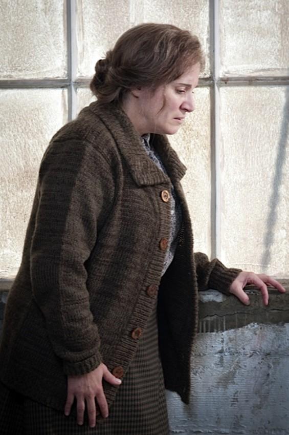 Patricia Racette as Dolores Claiborne - SCOTT WALL/ SAN FRANCISCO OPERA