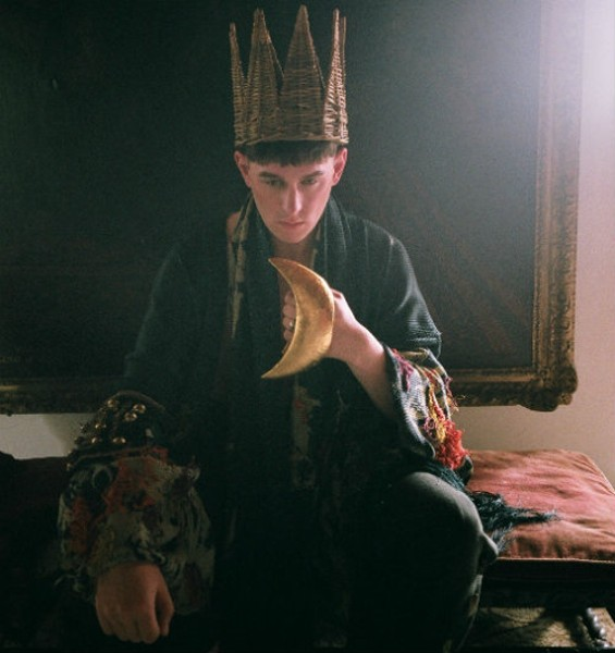 Patrick Wolf spent three weeks this month living and writing in San Francisco.
