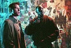 LOREY  SEBASTIAN - Patriot Actors: Val Kilmer and Derek Luke - play military operatives.