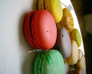 Paulette's macarons: Fresh from Beverly Hills. - TREVOR ADAMS