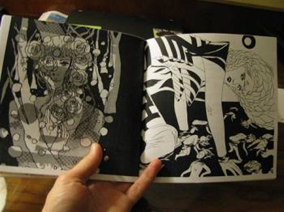 FAN ART BY SAICOINK & ANGIE WANG