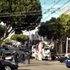 Pedestrian Hit at Pacific Heights Intersection (Update)