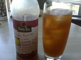 Peet's Summer House Citrus: crisp and mellow. - MARY LADD