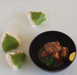 Peko-Peko's kakuni, made with pork from Marin Sun Farms