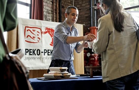 Peko-Peko's Sylvan Mishima Brackett. - POP-UP GENERAL STORE