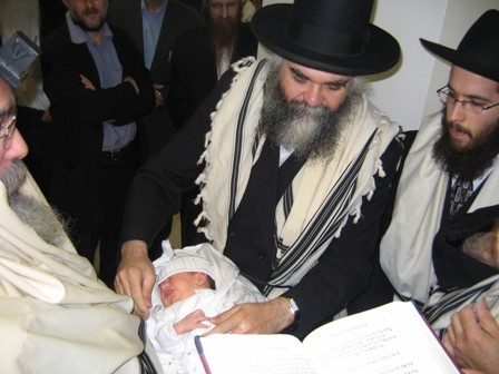 bris milah circumcision A bris (hebrew word for covenant) or brit milah (covenant of circumcision) is a jewish ritual circumcision ceremony during which a baby boy is brought into the sacred covenant between hashem and the jewish people.