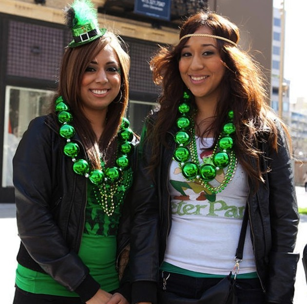 A St. Patrick's Day Party Preview