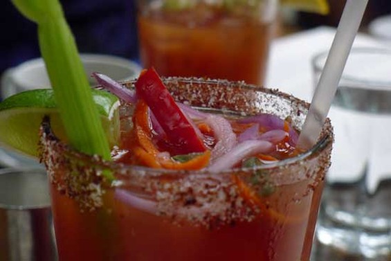 Persian Bloody Mary