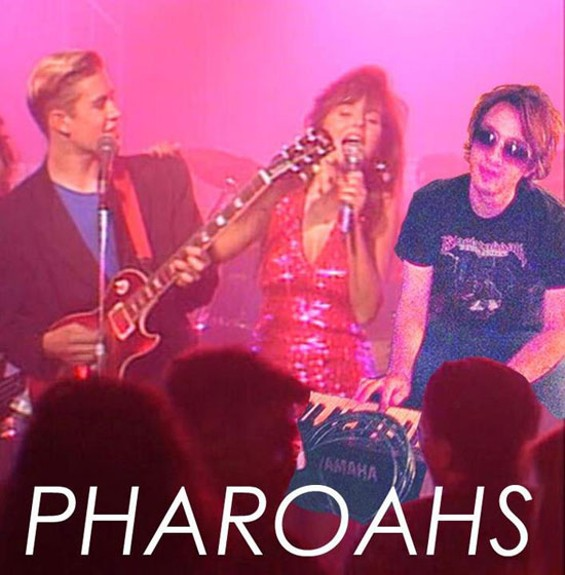 Pharoahs play on Friday at Public Works