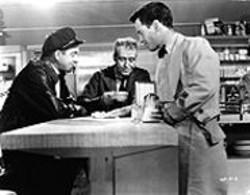 Phil Karlson's films, like 99 River Street, mined - the flip side of '50s utopia.