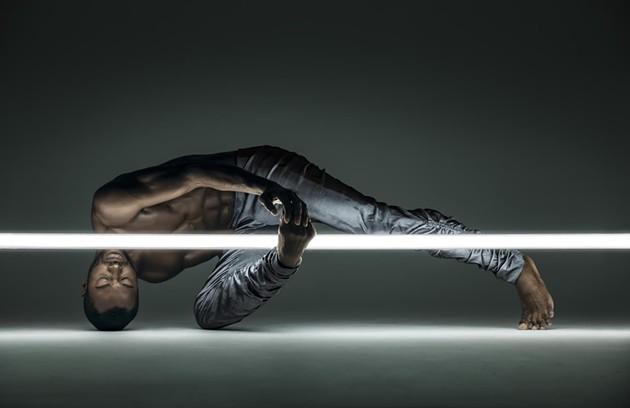 Photo of Babatunji, LINES Ballet, by RJ Muna