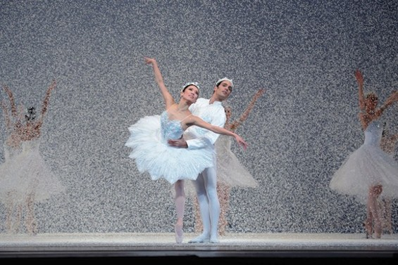 Photo of Frances Chung and Jaime Garcia Castilla by Erik Tomasson