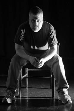 Photo of Joe Landini by Mark McBeth