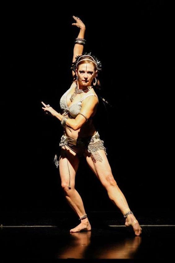 Photo of Laura Bernasconi in Anima Sana In Corpore Sano by Victor Vic