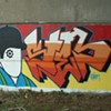 Photo of the Day: Clockwork Orange Graffiti