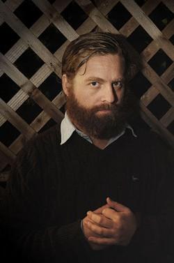 Photo of Zach Galifianakis by www.brandonhickman.com
