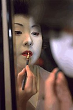 Photographs by geisha-watchers - provide entree to a secret world.