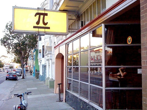 "Pi Bar, site of your 3 o'clock ""appointment."" - BARBARY COAST RANGER/FLICKR"