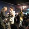 Pictures of Flipper with Nirvana's Krist Novoselic at Amoeba Records: LastNight