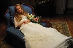 Pilar López de Ayala plays a mysterious — but dead — young woman.
