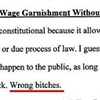 Plaintiff Refers to Judges as 'Ass Clowns' In Legal Papers. Judges Not Amused.