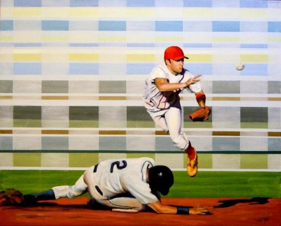 Play at Second - CHRISTOPHER M. OLSEN