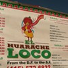 Street-Food Vendor El Huarache Loco Offering Turkey with Mole for Thanksgiving