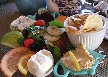 Girlie, With a Macho Appetite? Lovejoy's Ploughman's Lunch Serves Your Split Personality