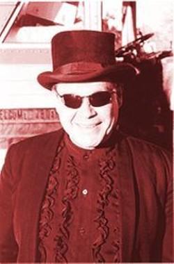 JIM  ROBBINS - Popcorn Anti-Theater founder Hernan Cortez.
