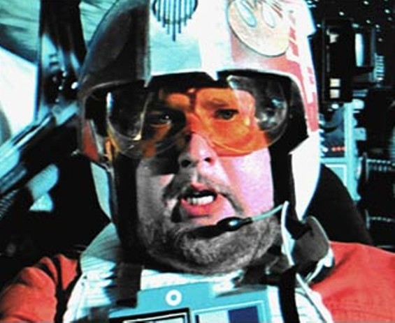 Porkins gave his life in the assault on Google Squared...