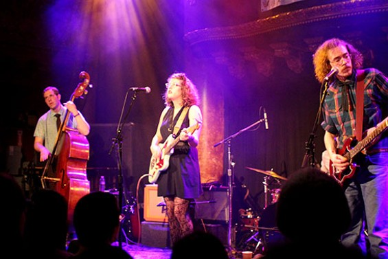 Portland-based band Sallie Ford & the Sound Outside started their five-week tour with Thao in S.F.