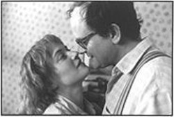 CLIVE  COOTE - Portrait of the Artist as a Young Starlet: Kate Winslet as Iris Murdoch and Hugh Bonneville as  John Bayley.