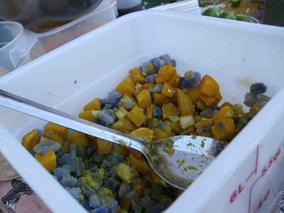 Potatoes from Soul Cocina. - TAMARA PALMER