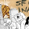Power grid in critical condition at SF General Hospital;  city's first-ever Economic Plan padded like an undergraduate's book report.  It's ...