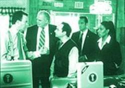 HASHEM  ATTAR - Preposterous Nonsense: Timothy Hutton, Ryan Cutrona, Kevin Pollak,  Joe McCracken, and Sheryl Lee Ralph.