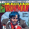 Pretend You're Drunken Iron Man at Comic Outpost and Win Cool Stuff