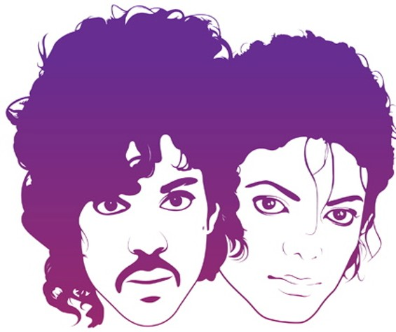 Prince and Michael Experience: Soul on wheels.