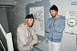 Prince Paul and P Forreal