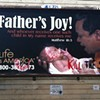 Pro-Life Billboard Gets Another, More Unsavory Political Makeover