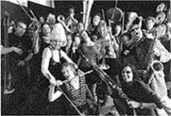 KRISTEN  SARD - Punk Rock Orchestra.