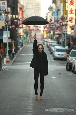 PAWAN TANGSRITRAKUL - Qinmin Liu in Dance in Revolt(ing) Times