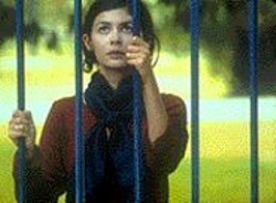 Quel dommage: Audrey Tautou takes on crazy - love.