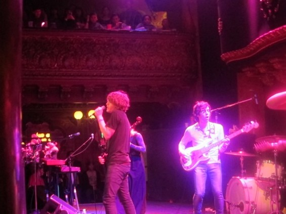 Ra Ra Riot at Great American Music Hall on Friday
