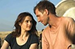 JAAP  BUITENDIJK - Rachel Weisz and Ralph Fiennes star in - The Constant Gardener, a love story - that turns into a conventional thriller.